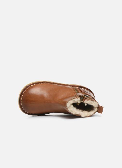 Boots en enkellaarsjes Young Soles Winston Bruin links