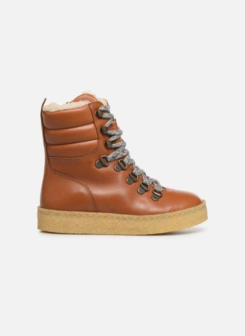 Bottines et boots Young Soles Ernest Marron vue derrière
