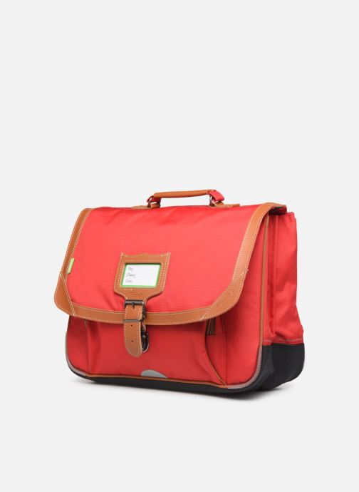 School bags Tann's MADRID 38CM Red model view