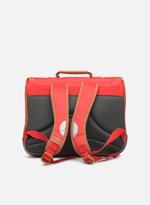 School bags Tann's MADRID 38CM Red front view