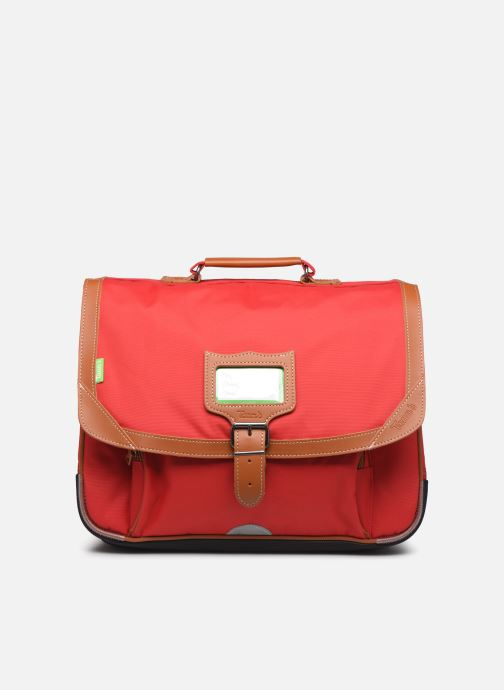 School bags Tann's MADRID 38CM Red detailed view/ Pair view