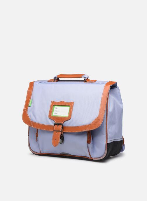 School bags Tann's MANOSQUE 35CM Purple model view