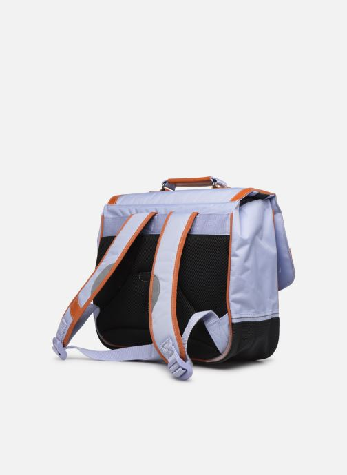 School bags Tann's MANOSQUE 35CM Purple view from the right