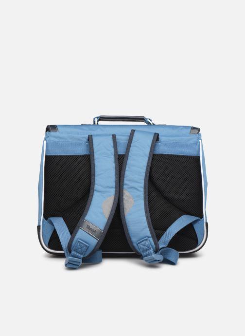 Scolaire Tann's BLEU DE PRUSSE 38CM Bleu vue face