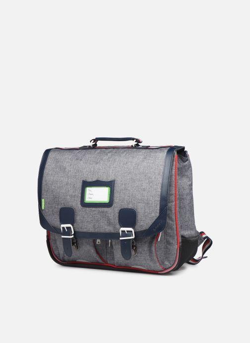 School bags Tann's LIGHT 41CM Grey model view