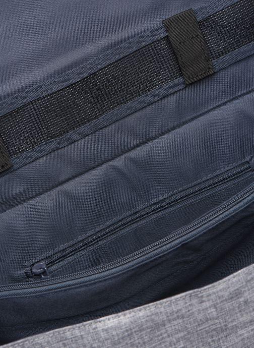School bags Tann's LIGHT 41CM Grey back view