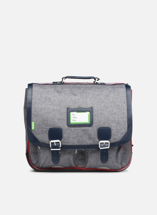 School bags Tann's LIGHT 41CM Grey detailed view/ Pair view