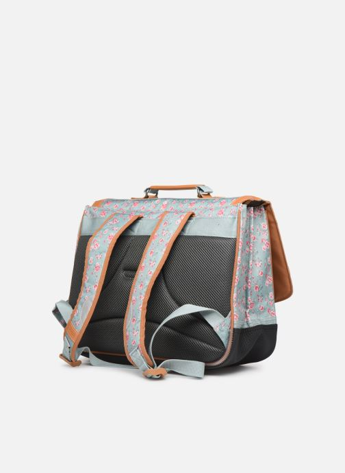 School bags Tann's EDIMBOURG 38CM Blue view from the right