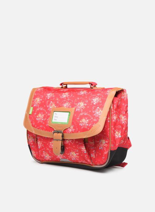 School bags Tann's LONDON 35CM Pink model view