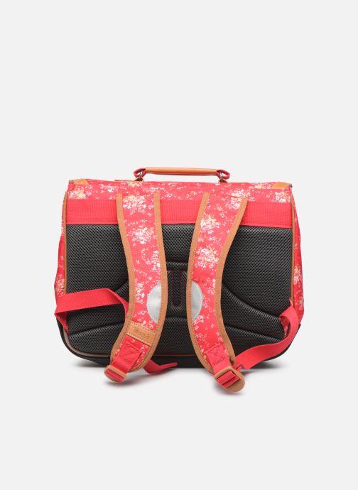 School bags Tann's LONDON 35CM Pink front view