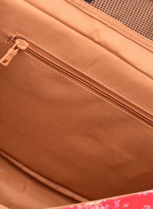 School bags Tann's LONDON 35CM Pink back view