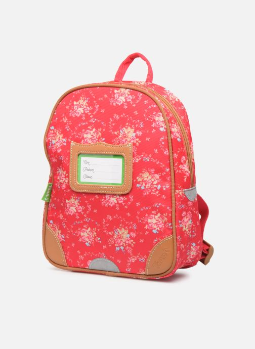 Schooltassen Tann's LONDON SAC A DOS XS Roze model