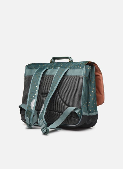 School bags Tann's REGENT STREET 41CM Blue view from the right