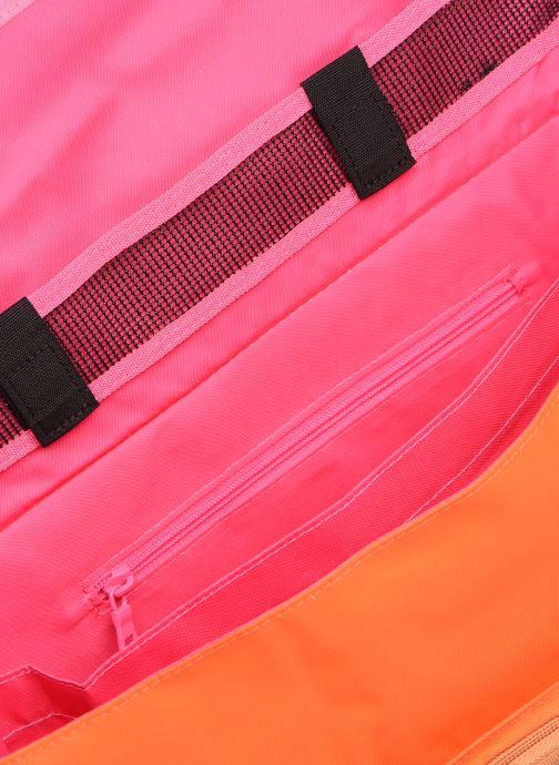 Schooltassen Tann's FRIDA 38CM Roze achterkant