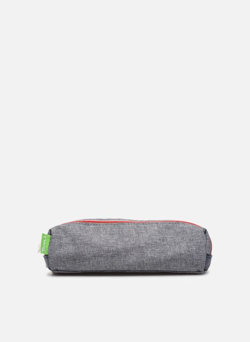 School bags Tann's LIGHT TROUSSE DOUBLE Grey detailed view/ Pair view