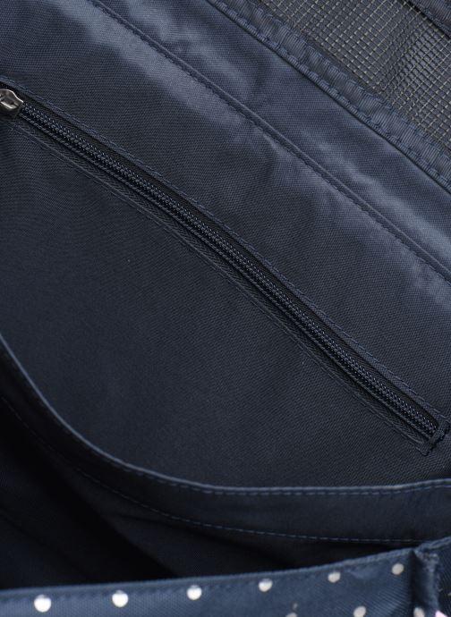 Schulzubehör Tann's JADE 38CM blau ansicht von hinten