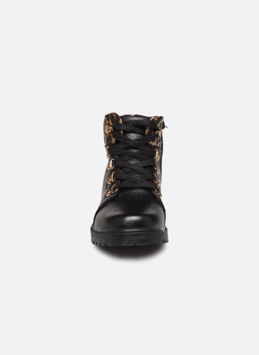 Bottines et boots Fresas by Conguitos Jl5 594 06 Noir vue portées chaussures