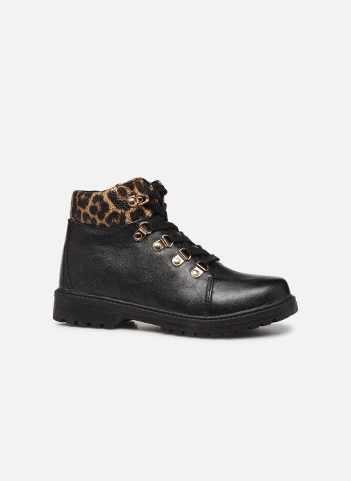 Bottines et boots Fresas by Conguitos Jl5 594 06 Noir vue derrière
