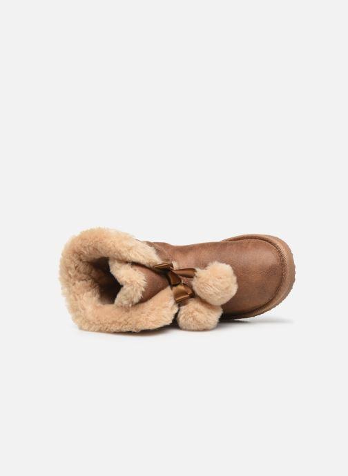 Bottines et boots Fresas by Conguitos Jl5 542 02 Marron vue gauche