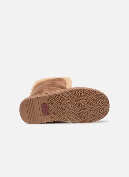 Bottines et boots Fresas by Conguitos Jl5 542 02 Marron vue haut