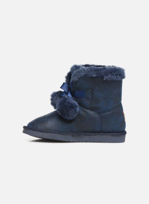 Bottines et boots Fresas by Conguitos Jl5 542 02 Bleu vue face