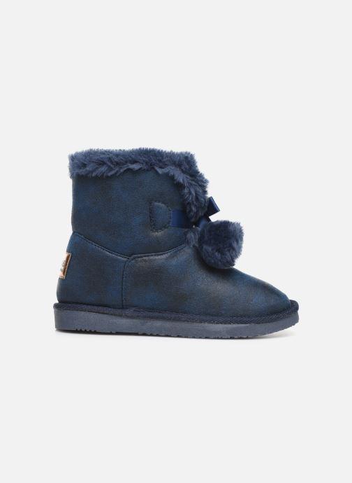 Bottines et boots Fresas by Conguitos Jl5 542 02 Bleu vue derrière