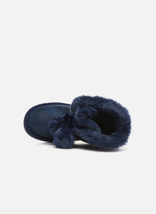 Stiefeletten & Boots Fresas by Conguitos Jl5 542 02 blau ansicht von links