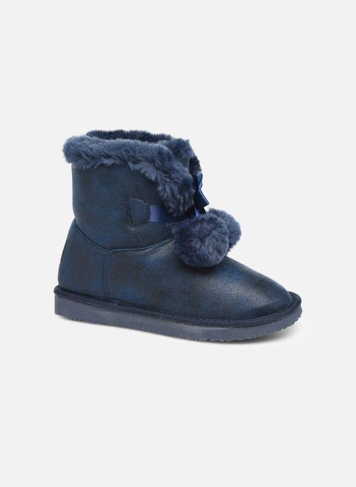Boots en enkellaarsjes Fresas by Conguitos Jl5 542 02 Blauw detail