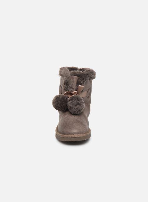 Bottines et boots Fresas by Conguitos Jl5 542 02 Marron vue portées chaussures
