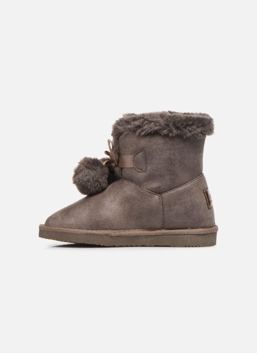 Bottines et boots Fresas by Conguitos Jl5 542 02 Marron vue face