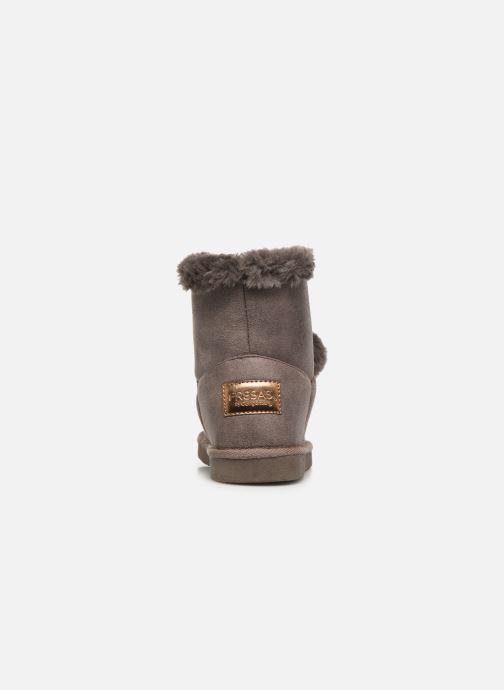 Bottines et boots Fresas by Conguitos Jl5 542 02 Marron vue droite