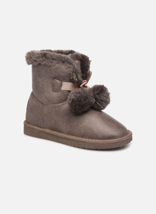 Bottines et boots Fresas by Conguitos Jl5 542 02 Marron vue détail/paire