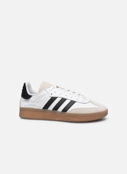 Sneakers adidas originals Samba Rm Wit achterkant