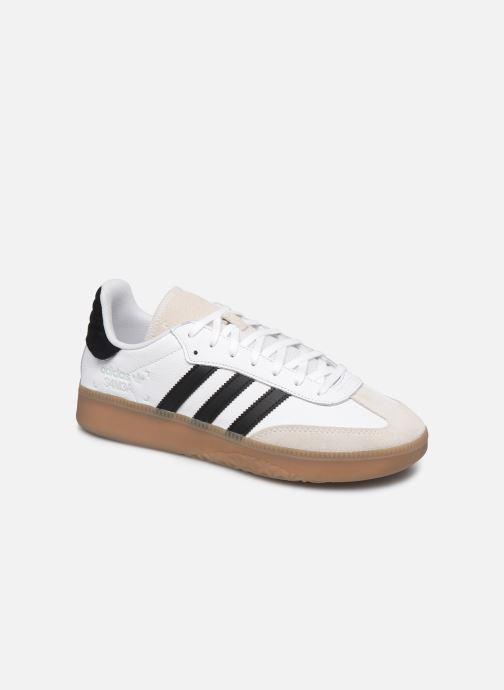 Sneakers adidas originals Samba Rm Wit detail