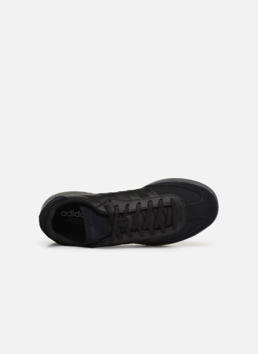 Trainers adidas originals Samba Rm Black view from the left