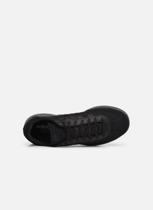Sneakers adidas originals Samba Rm Zwart links