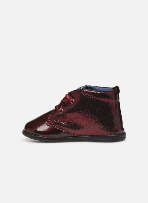 Veterschoenen Osito by Conguitos JlS 122 11 Bordeaux voorkant