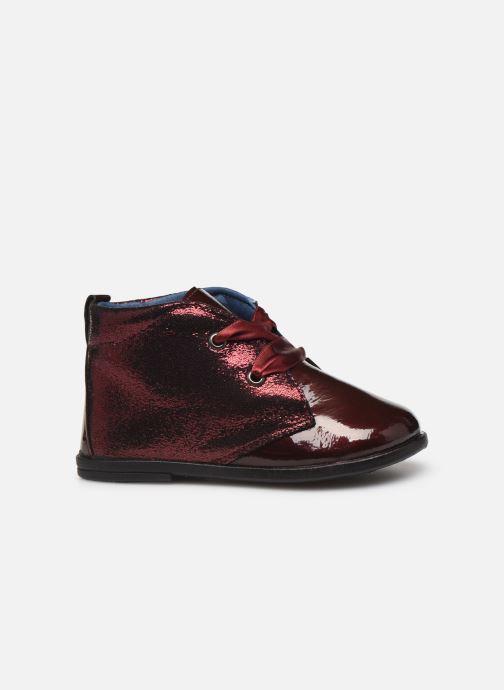 Zapatos con cordones Osito by Conguitos JlS 122 11 Vino vistra trasera