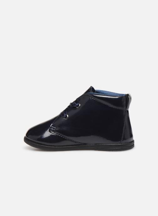 Chaussures à lacets Osito by Conguitos JlS 122 09 Bleu vue face