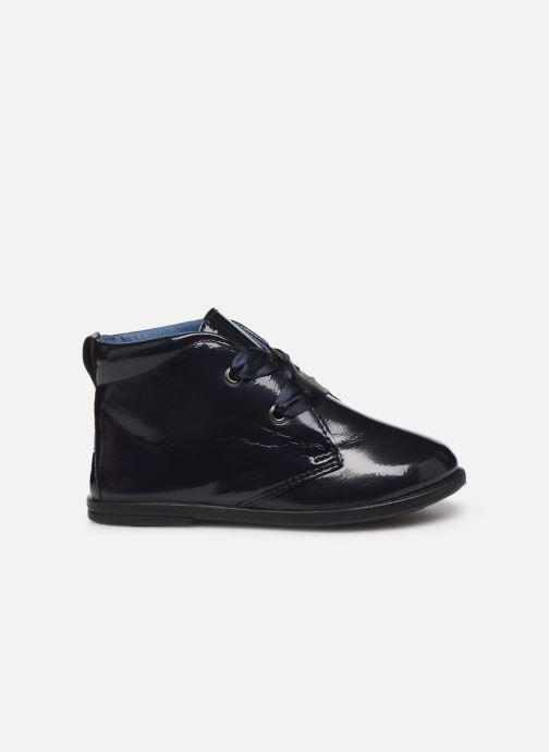 Chaussures à lacets Osito by Conguitos JlS 122 09 Bleu vue derrière
