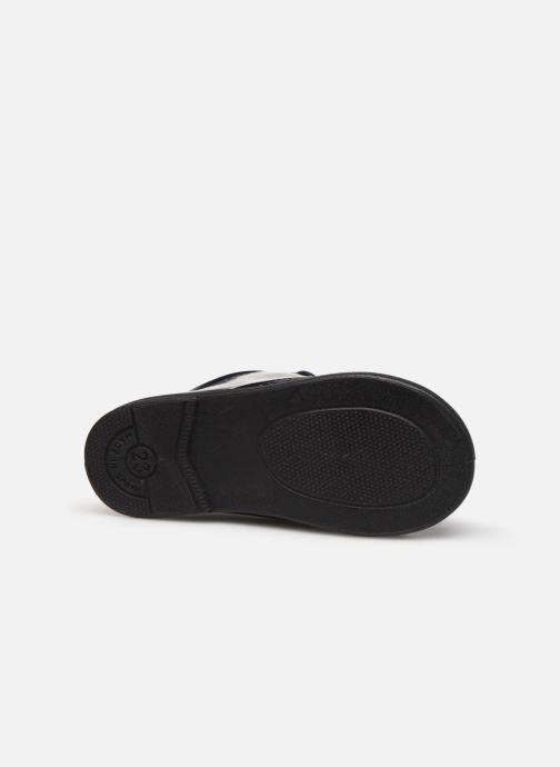 Chaussures à lacets Osito by Conguitos JlS 122 09 Bleu vue haut