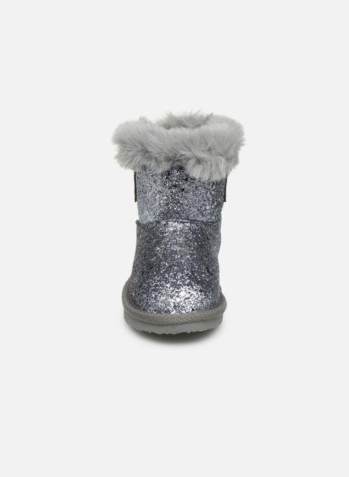 Bottes Osito by Conguitos JlS 140 52 Argent vue portées chaussures