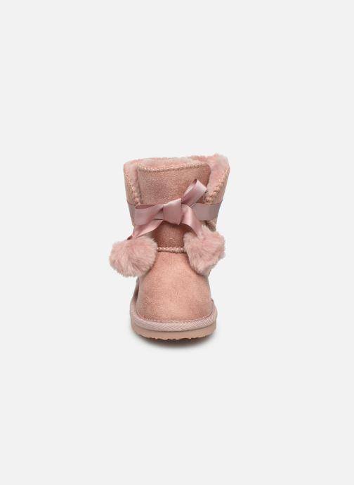 Bottes Osito by Conguitos JlS 140 53 Rose vue portées chaussures
