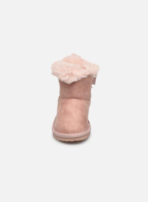 Bottes Osito by Conguitos JlS 140 50 Rose vue portées chaussures
