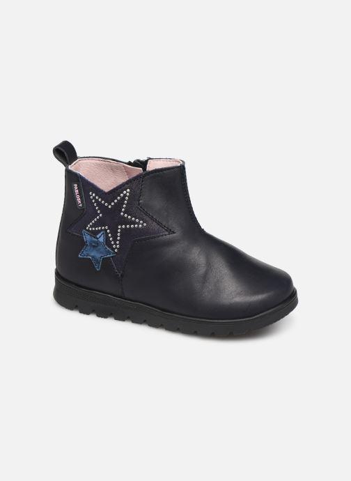 Bottines et boots Pablosky Dita Bleu vue détail/paire