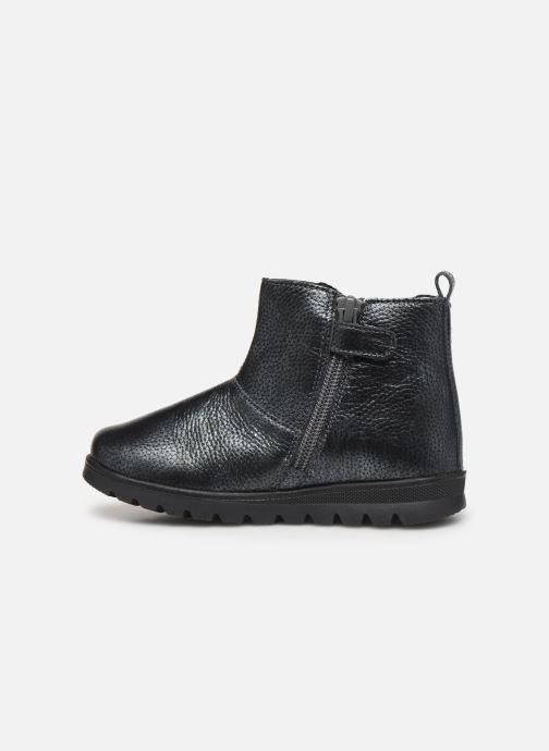 Boots en enkellaarsjes Pablosky Dita Grijs voorkant