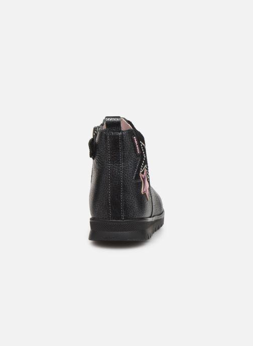 Stiefeletten & Boots Pablosky Dita grau ansicht von rechts