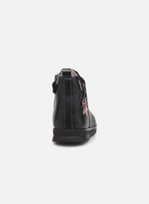 Bottines et boots Pablosky Dita Gris vue droite