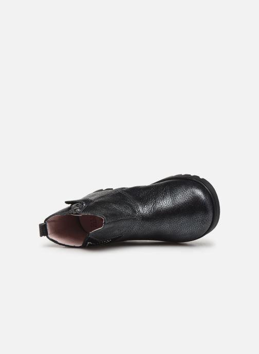 Bottines et boots Pablosky Dita Gris vue gauche
