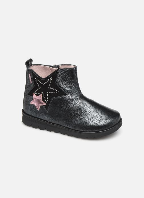 Boots en enkellaarsjes Pablosky Dita Grijs detail